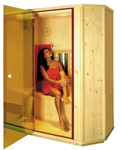 Physiotherm IR Sauna